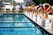swimming starting blocks